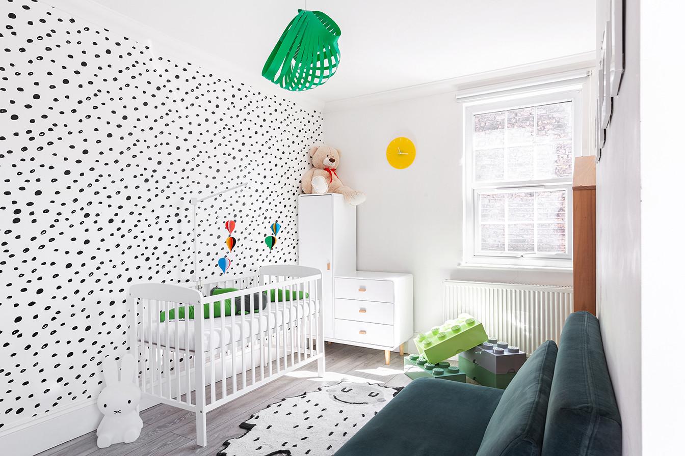 Spot, the nursery