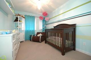 St Gerald - Modern - Nursery - vancouver - by Dean Coleman, Royal LePage Real Estate.