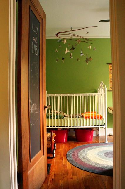 the boys' room eclectic-nursery