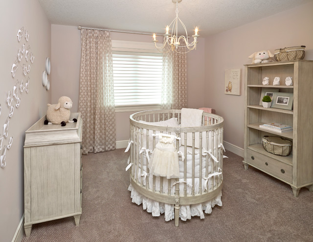 THE CASA transitional-nursery