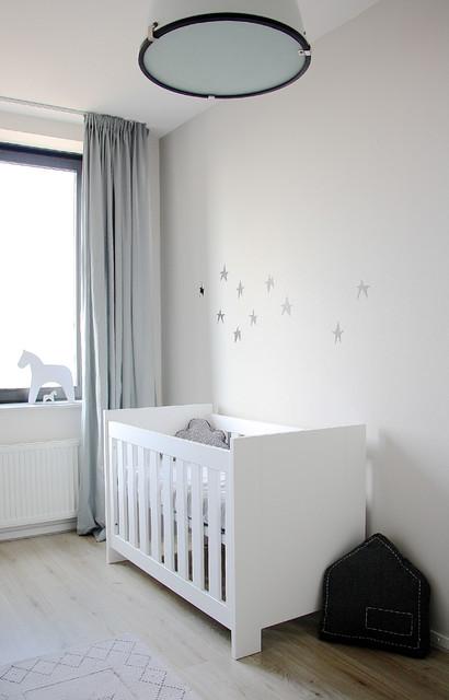 The home of karlijn and pieter skandinavisch babyzimmer amsterdam von holly marder - Babyzimmer skandinavisch ...