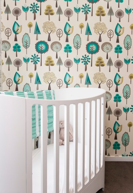 The Oliver Project contemporary-nursery