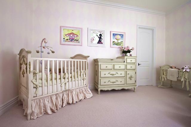 Traditional Kids klassisk-babyvaerelse