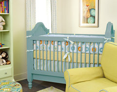 Children's Spaces traditional-nursery