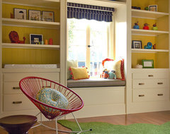 Modern Nursery transitional-nursery