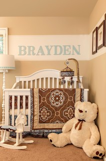 Transitional Remodel - Traditional - Nursery - Phoenix - by Dettaglio Interior Design