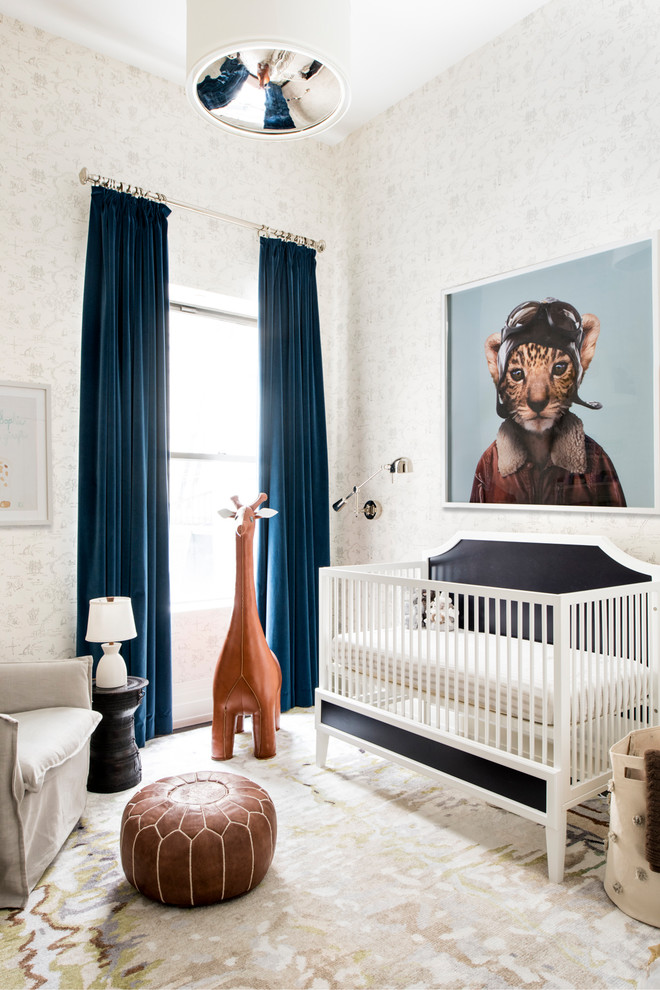 How To Organize A Beautiful And Comfy Nursery
