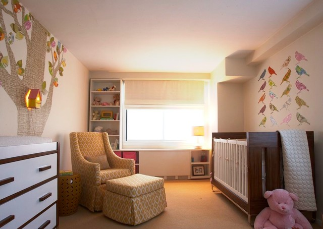Upper East Side Family-friendly Condo contemporary-kids