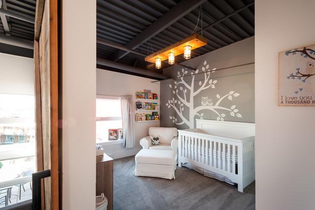 chambre ado industriel chambre garon style industriel papier peint imitation brique - Papier Peint Industriel Chambre