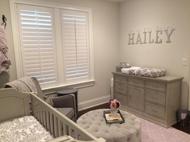 Nice Kinderzimmer Shabby Einrichten #3: Vintage Nursery Shabby-chic ...