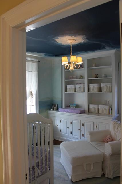wilmington residence romantique chambre de b b wilmington par arqitecture. Black Bedroom Furniture Sets. Home Design Ideas