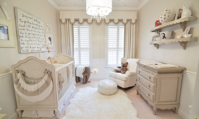Winter Park Florida Transitional Nursery Orlando by Bridget
