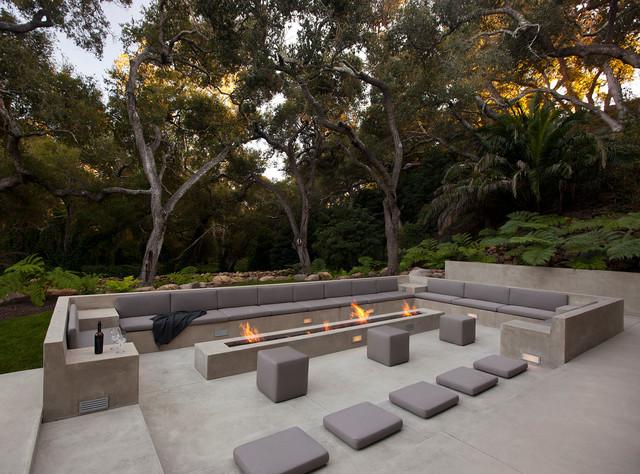 Gentil Glass Pavilion   Modern   Patio   Los Angeles   By Movi ...