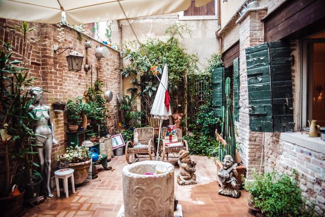 ... Das Verwunschene Zuhause Einer Schriftstellerin In Venedig ·  Großbritannien U0026 Irland