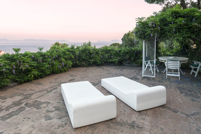 Marchiato Villa & Relais - Mediterranean - Deck - Naples ...