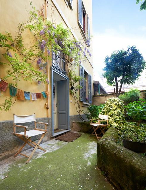 Home Decor Ante Scorrevoli.Ristrutturazione 80 Mq Mediterranean Patio Milan By Clarissa
