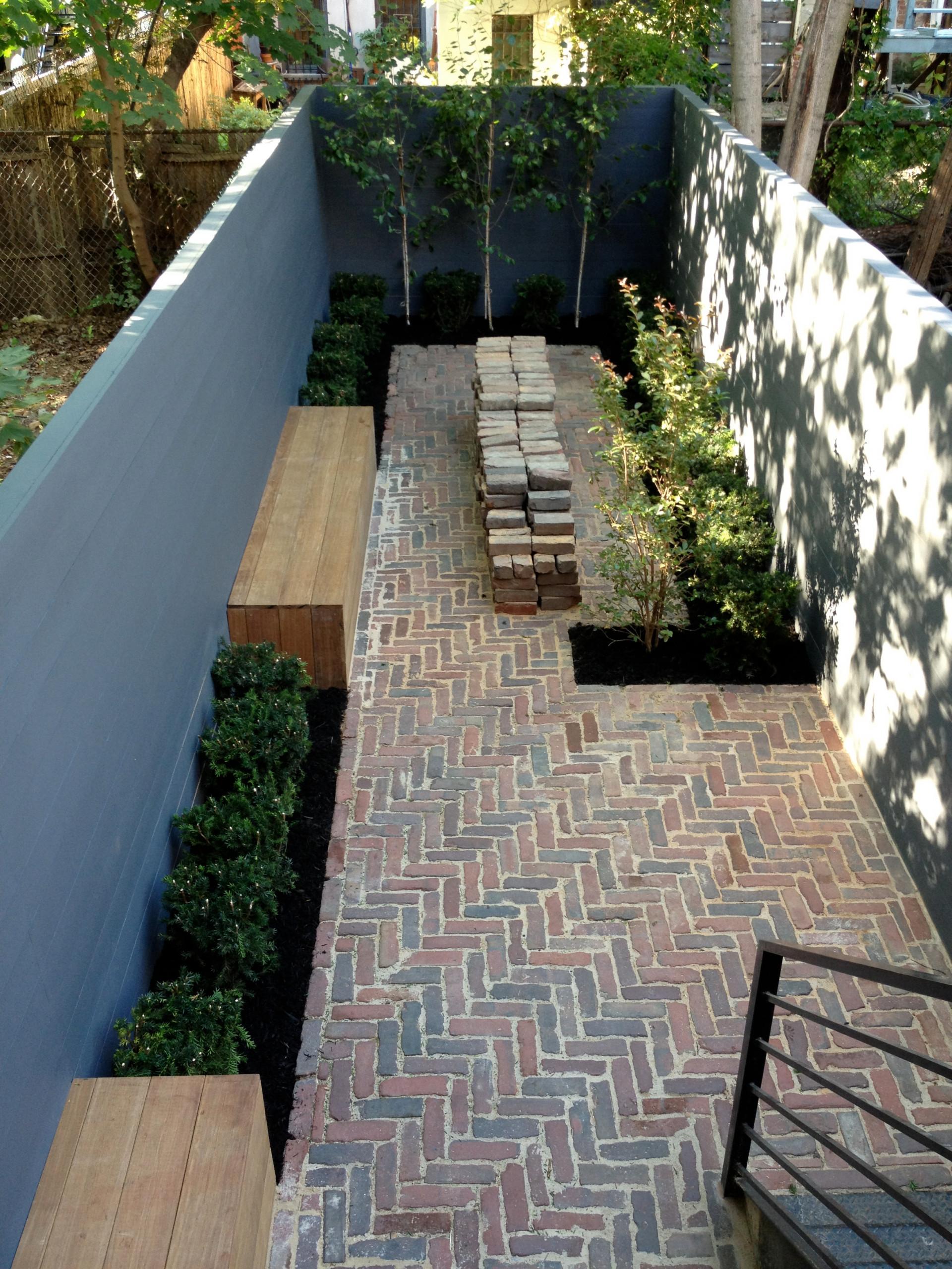 10 foot wide garden