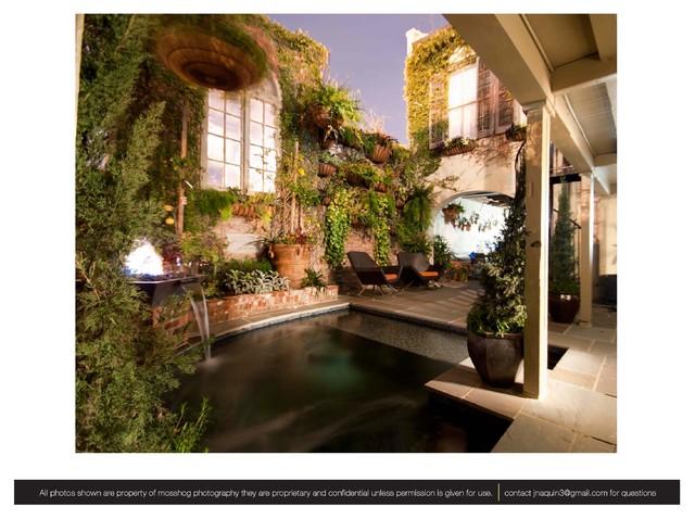 130 Main Street - Historic Renovation traditional-patio