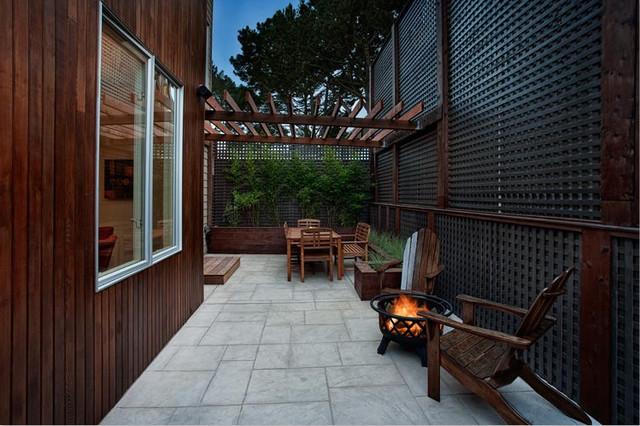 1636 Diamond Street, San Francisco, CA contemporary-patio