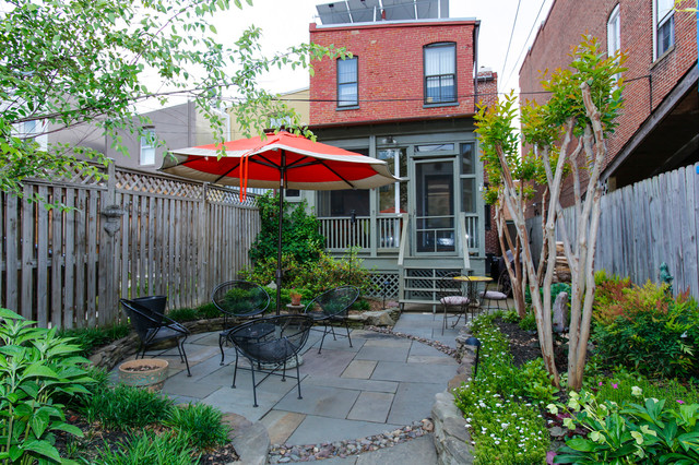 Beau Design Ideas For A Traditional Patio In DC Metro.