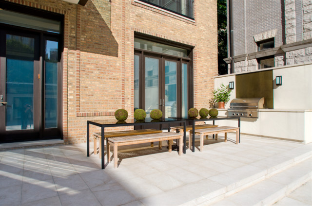 2. Chicago Renovation contemporary-patio