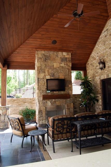 2009 Inspiration Home traditional-patio