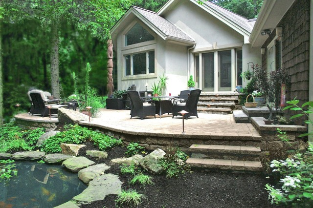 2010 ALE: Scarcia Project traditional-patio