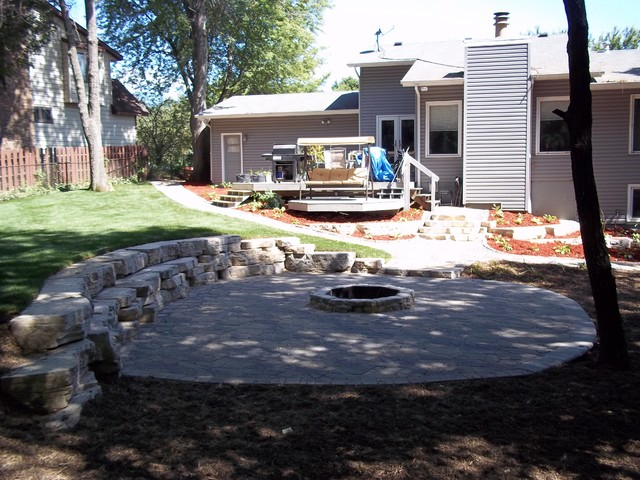 2012 Landscaping traditional-patio