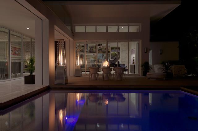 2012 New American Home contemporary-patio