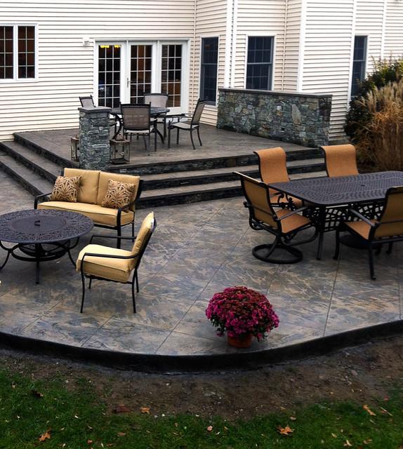 2013 Decorative Concrete Award Winning Design
