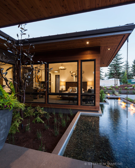 2016 northwest natural street of dreams quintessence for Contemporary homes portland