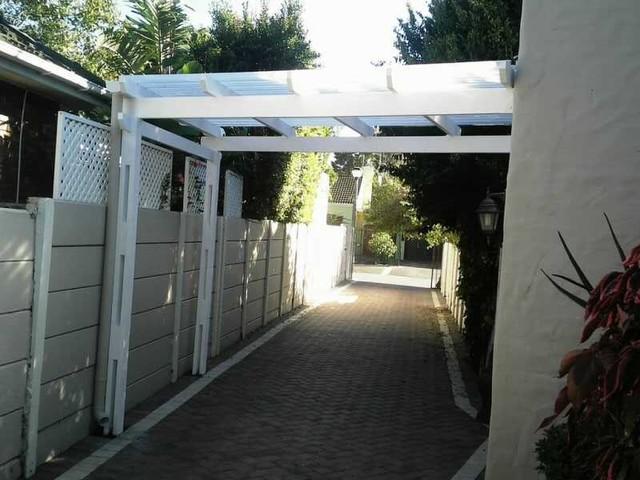 3 PERGOLAS traditional-patio