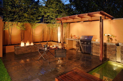 13 Upgrades For Your Outdoor Grill Area on Patio Grilling Area id=60820