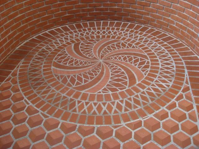 3d Brick Design Beautiful Art Masonry By Paul Barnes