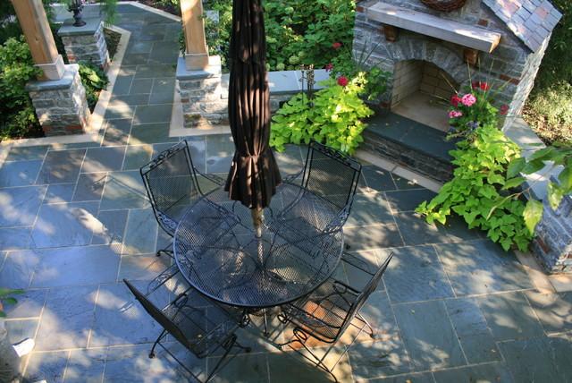 40th Annual Landscape Awards Program, Columbus, Ohio traditional-patio