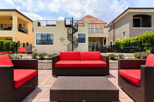 411 Muirfield mediterranean-patio