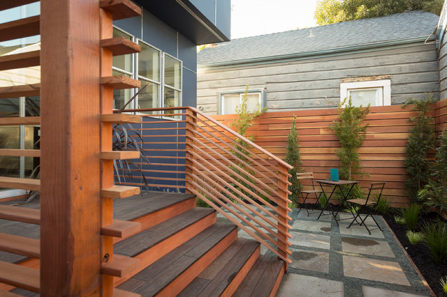 5th street contemporary patio other metro by baran for 5th studio architects