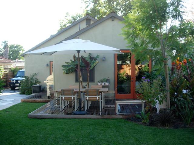 636 San Jose Traditional Patio San Francisco By Rockwood Design Associates Inc
