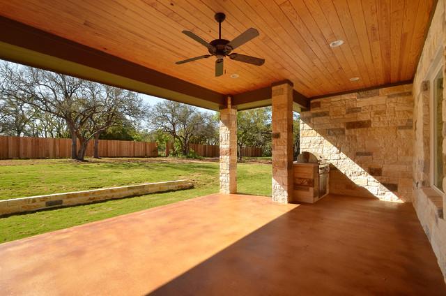 7801 Lenape contemporary-patio