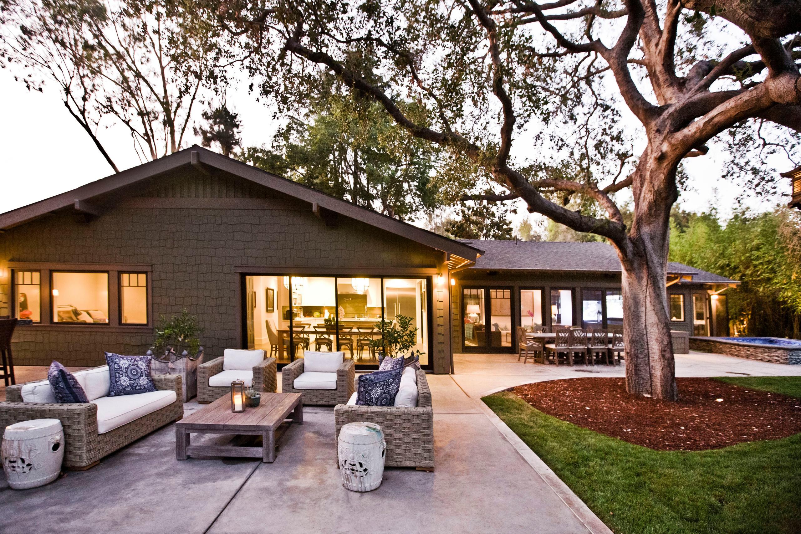 A Craftsman Home in Pasadena, CA