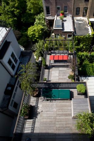 Abelow Sherman Architects LLC eclectic-patio