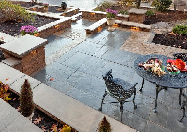 Patio Perfection rustic-patio