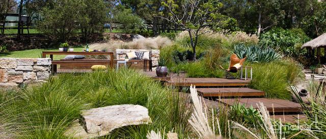Acreage Rural Landscape Design