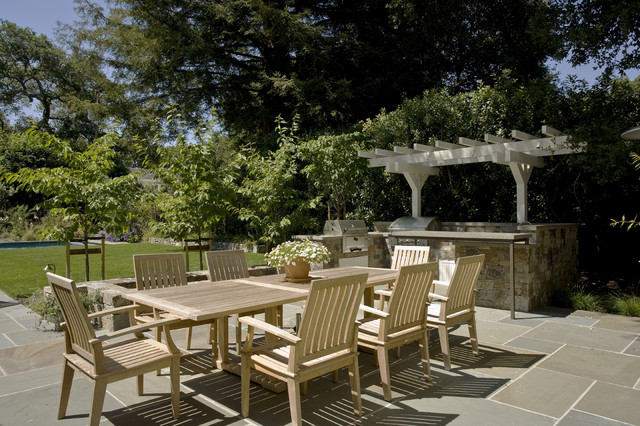 Agrarian Homestead Traditional Patio San Francisco By Arterra Landscape Architects