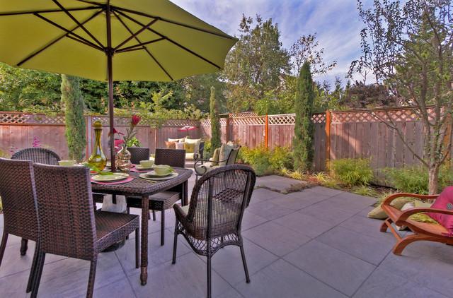 Alberta Arts District - Urban Living - garden roof modern-patio