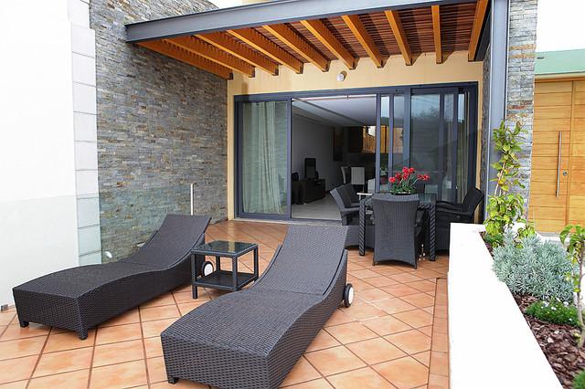 Algarve Vale do Lobo House contemporary-patio