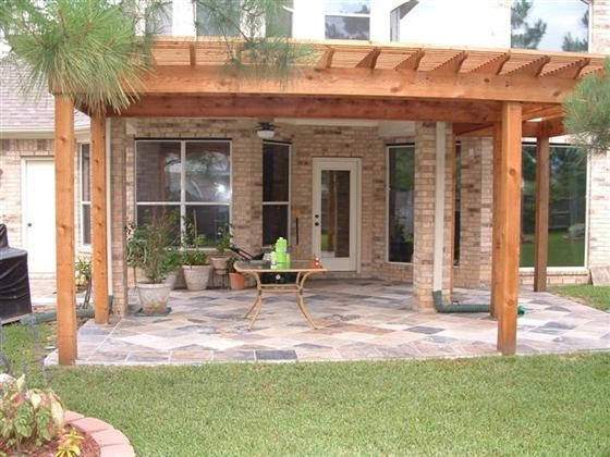 All-Tex traditional-patio