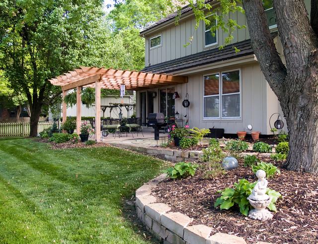 All Weather Decks - Kansas City traditional-patio