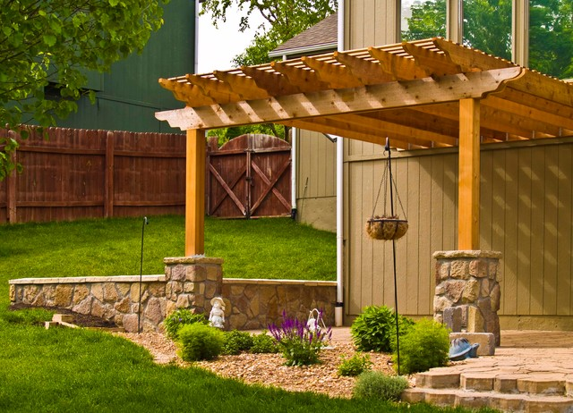 All Weather Decks - Kansas City traditional-patio