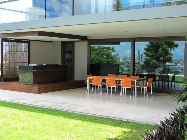 allkindjoinery decks 005 modern patio brisbane by allkind joinery glass. Black Bedroom Furniture Sets. Home Design Ideas